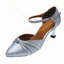 Silver Leather